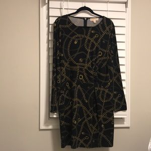 Michael Kors Dress with chain print